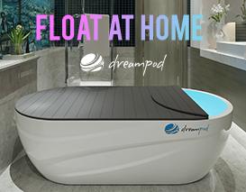 dreampod home pro float tank