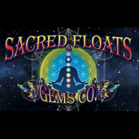 company sacred floats and gems