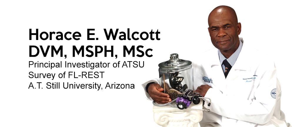 horace walcott bio