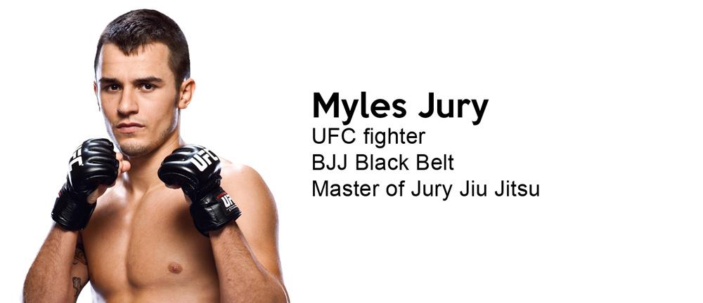 myles jury bio