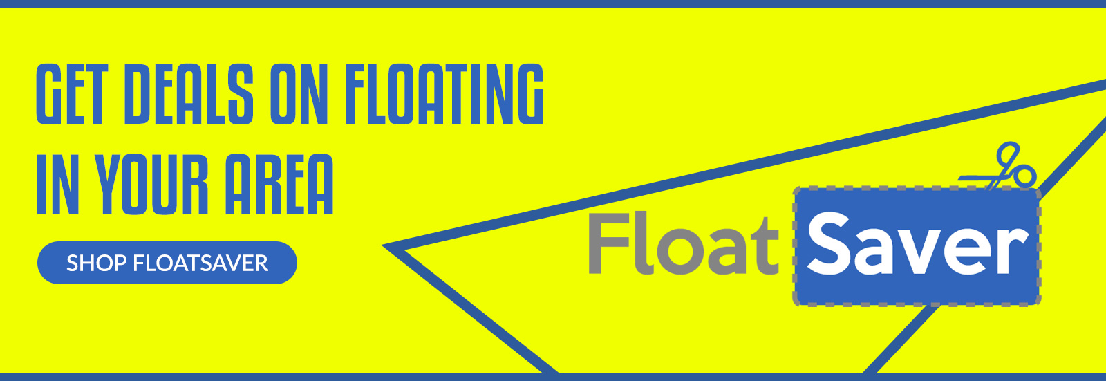 get deals on float spas with float saver