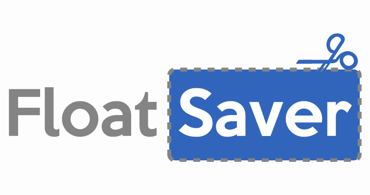 float saver saves you money on floating