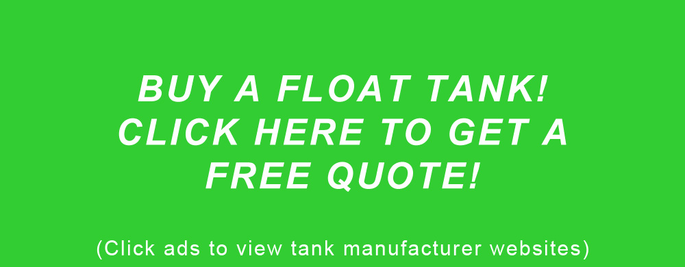 inquire about float tanks