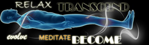 Relax and transcend space in an isolation tank