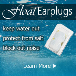 ear plugs for floating