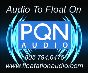pqn audio speakers for float tanks