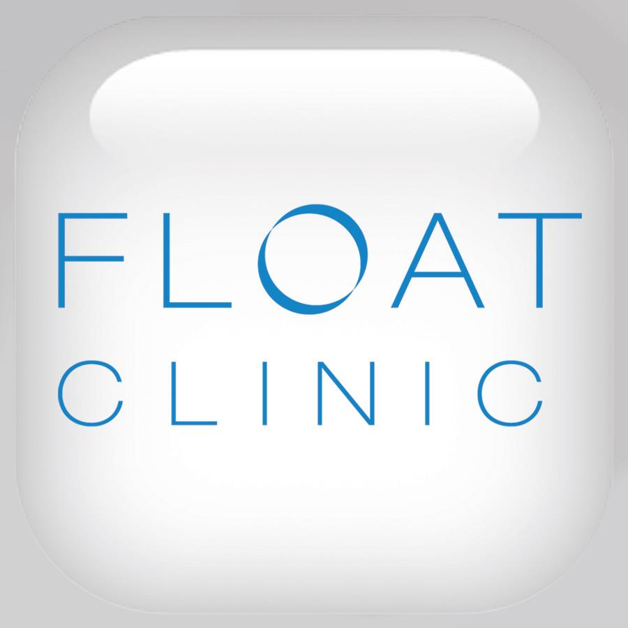 float clinic twitter image