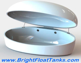 bright float tanks