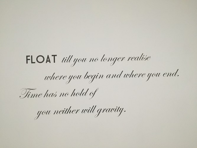 Floating Point float inspired message