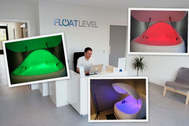 Float Level front desk