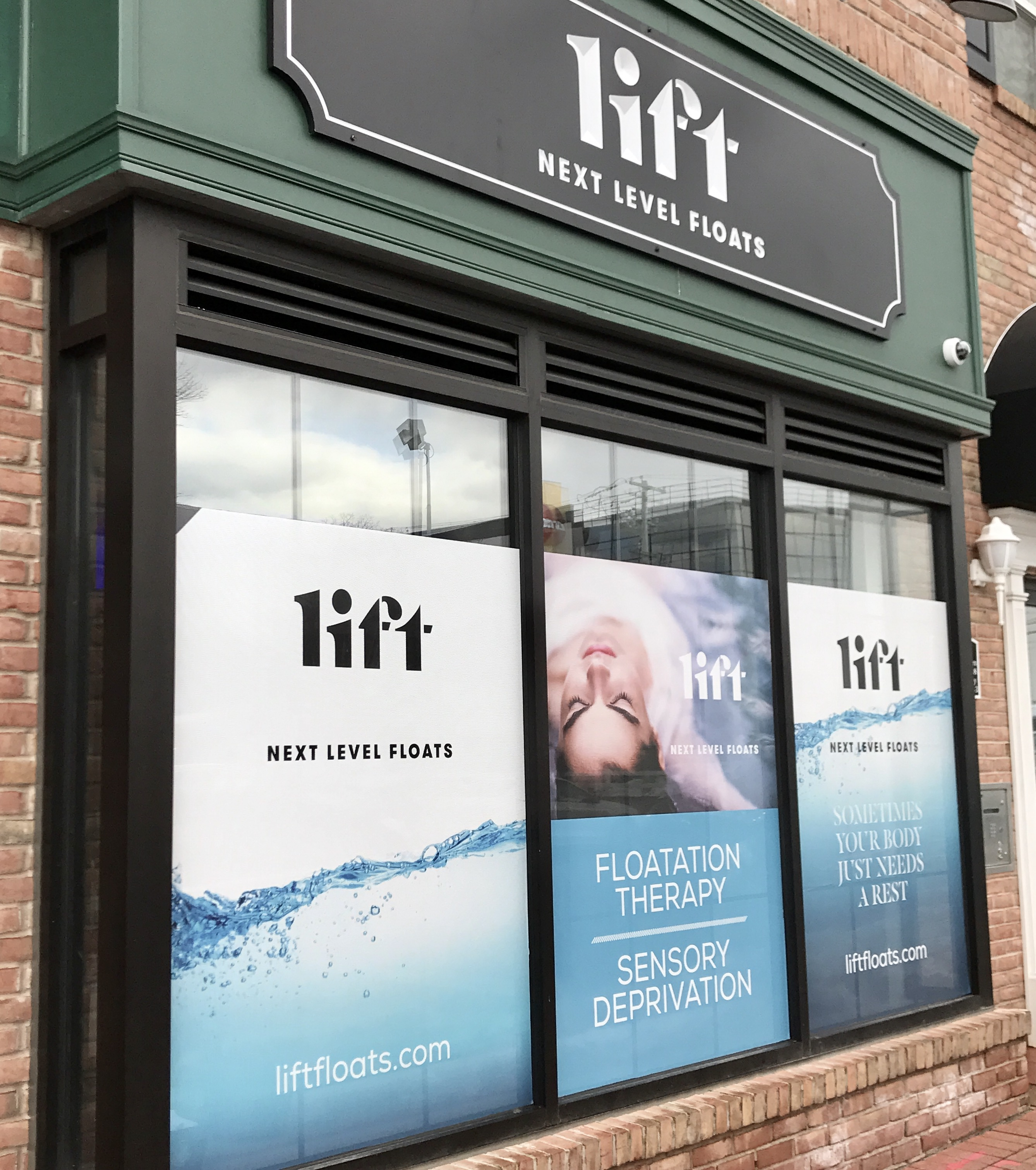 Lift / Next Level Floats (Huntington)
