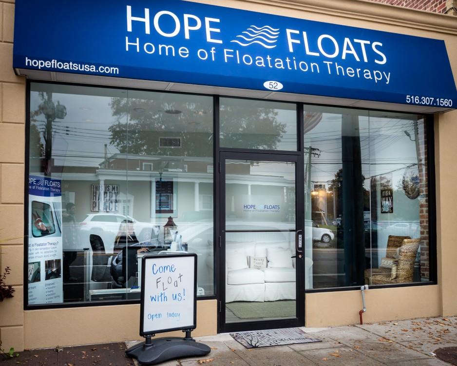 Hope Floats NY