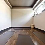 yoga studio at metta rest spa