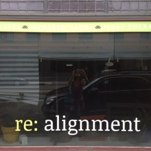re:alignment