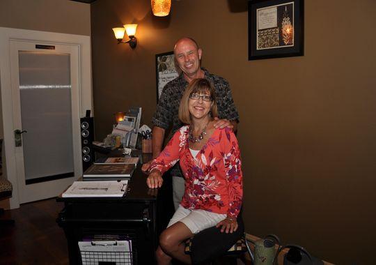 Joe and Linda Kula Yoga