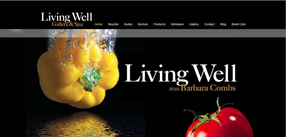 Living Well Gallery and Spa