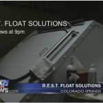 float tank at R.E.S.T. Float Solutions