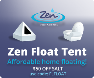 zen float tanks, float at home