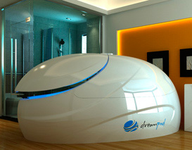we recommend dreampod float tanks