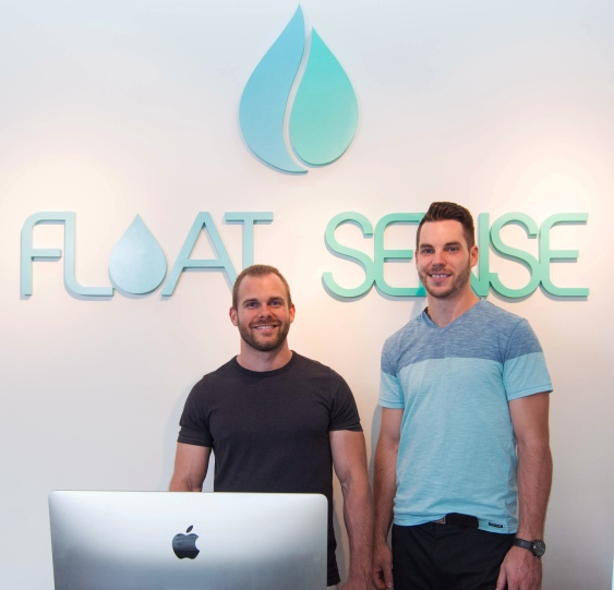 Float centers in BC, Canada. Float Sense