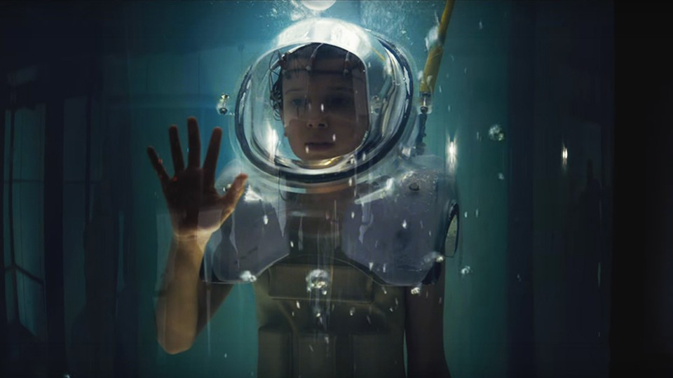 What the sensory deprivation tank from 'Stranger Things' feels like